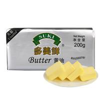 SUKI 多美鲜 淡味黄油块 200g