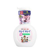 日本LION狮王药用泡泡洗手液 250ml  淡香型