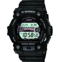 银联专享:CASIO 卡西欧 G-SHOCK GW-7900B-1ER 男士太阳能电波腕表