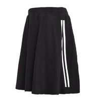 阿迪達斯neo女士A型中腰運動休閑半身短裙 CD3982