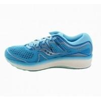 saucony Triumph ISO 5 女款顶级缓震跑鞋