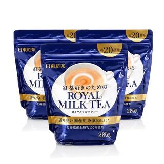 日东红茶 皇家奶茶 280克/袋 3袋 *5件