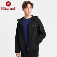 Marmot 土拨鼠 V80295 男士M1软壳衣