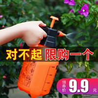 壓力噴壺澆花家用園藝植物氣壓式噴霧瓶器小型澆水壺灑水壺噴水壺