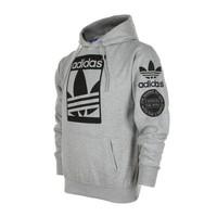 银联专享:adidas 阿迪达斯 Originals Trefoil 男士卫衣