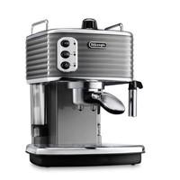 中亚Prime会员、再降价:Delonghi 德龙 Scultura 雕刻系列 ECZ351.GY 半自动咖啡机