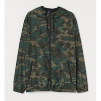 H&M 0712295 DIVIDED 男士工装夹克外套