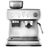 Breville 铂富 Barista Max VCF126X 半自动咖啡机