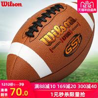 Wilson 威爾勝 NFL比賽訓練橄欖球9號6號3號