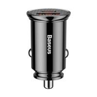 京東PLUS會員 : BASEUS 倍思 車載充電器 PD3.0 QC4.0快充 30W