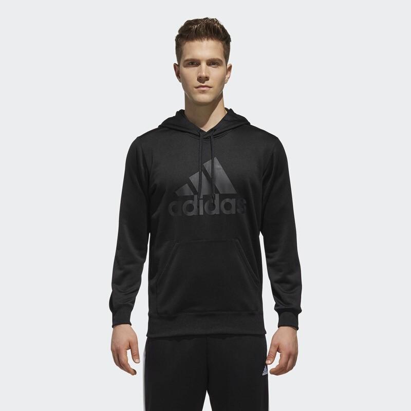 adidas 阿迪达斯 DN1416 M ESS SW POHD18 运动套头衫