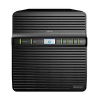 Synology 群晖 DS418j NAS网络存储器