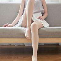 MengNA 梦娜 女士薄款天鹅绒连裤袜 2双装 200D/320D
