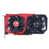 Colorful 七彩虹 战斧 GeForce GTX 1650 SUPER 显卡 4GB