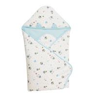 喜親寶(K.S.babe)全棉嬰兒抱被90*90厘米 *3件
