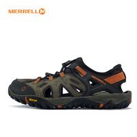 MERRELL邁樂男鞋戶外溯溪兩棲透氣 速干水陸兩穿涉水鞋J32835