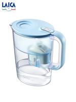 意大利萊卡laica家用濾水壺3.5L廚房自來水過濾凈水器凈水壺