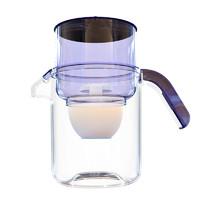 福能達35DC 3.5L凈水杯便攜式家用廚房凈水壺濾水壺凈水器1壺1芯