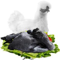 京东PLUS会员:淘穗 散养乌鸡 处理后约 1kg *2件