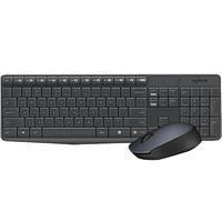 Logitech 罗技 MK235 无线键盘鼠标套装
