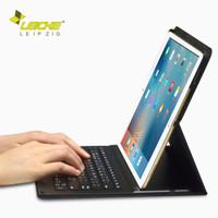 leickeleipzig ipad蓝牙键盘磁吸保护套苹果ipad9.7/pro11/ 12.9/10.5平板外接键盘 适用于15/17版ipad pro12.9英寸
