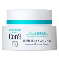 京东PLUS会员:Curel 珂润 润浸保湿滋养乳霜 40g *2件 +凑单品