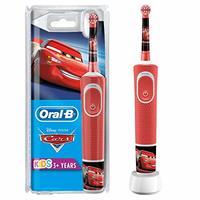 中亚Prime会员:Oral-B 欧乐-B iBrush Kid D100 儿童电动牙刷  汽车总动员款 *2件