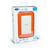 中亚Prime会员:LaCie 莱斯 Rugged Mini 2.5寸移动硬盘 4TB