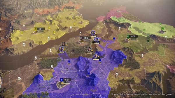 《三国志14》PC策略模拟游戏