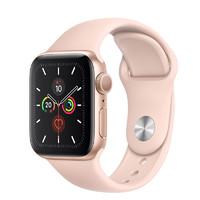 Apple 苹果 Watch Series 5 智能手表 44mm GPS 金色/银色