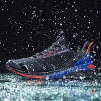 361° 雨屏 3.0 571942228 男款防泼水跑鞋
