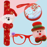 創意圣誕節禮品手環+鏡框+零錢包