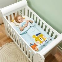 gb 好孩子 嬰兒純棉保暖超柔毛毯