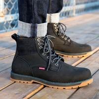 Levi's 李维斯 22678919557 男款高帮工装鞋