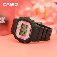 春焕新:CASIO 卡西欧 DW-5600TCB-1 樱花限定款 运动腕表