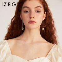 ZEGL ZL2920 复古巴洛克耳环