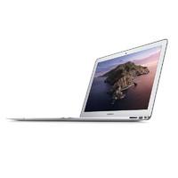 Apple 苹果  MacBook Air 13.3英寸笔记本电脑(i5、8GB、128GB)银色