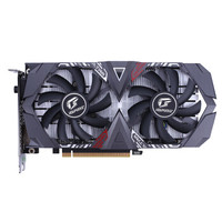 7日0点:COLORFUL 七彩虹  iGame GeForce GTX 1650 SUPER Ultra OC 4G 显卡