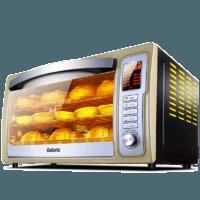 格蘭仕電烤箱家用智能烘焙多功能迷你烤箱蛋糕大容量32L ik2S(TM)