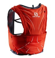 SalomonAdv Skin 12 Set Fiery Red XS/S