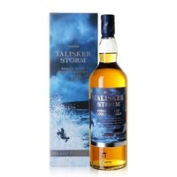 有券的上:TALISKER 泰斯卡 苏格兰斯凯岛 麦芽威士忌 45.8度 700ml