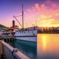飛豬過年樂、當地玩樂 : 跨年新姿勢!必玩項目!新西蘭 皇后鎮TSS蒸汽船 跨年巡游