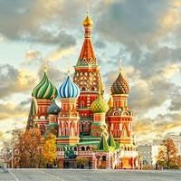 免签出行!上海-俄罗斯莫斯科+圣彼得堡9天7晚跟团游