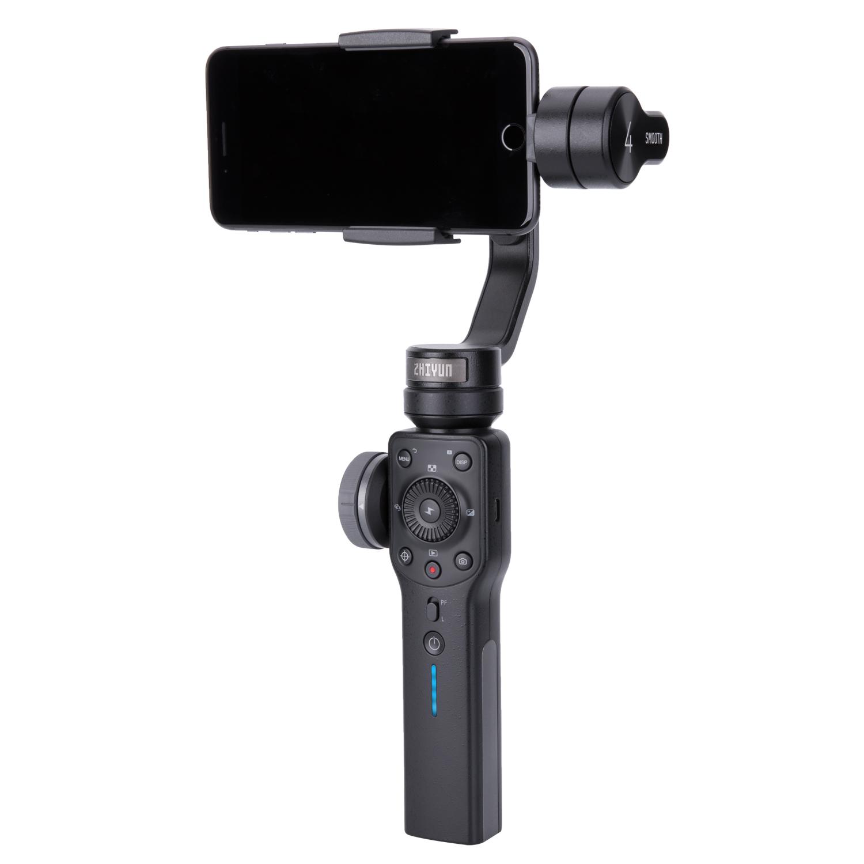 智云Smooth 4手机稳定器拍摄手持防抖云台soomth4vlog