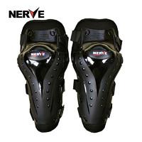 德國NERVE護膝摩托車護具冬季防摔防風越野護膝護肘四件全套四季