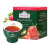 亞曼AHMAD TEA草莓味英式調味紅茶 原裝進口體驗裝2g*10包