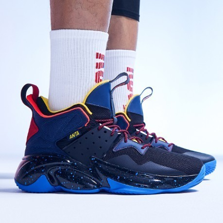 ANTA 安踏 探界1代 91941181 男子篮球鞋