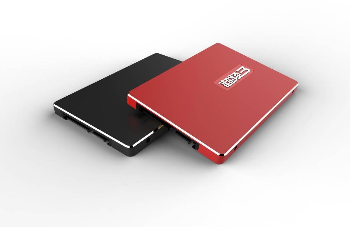 PCCOOLER 超频三 台式机电脑笔记本ssd固态硬盘2.5寸高速硬盘 120g