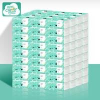 包邮?聪妈云柔抽纸4层300张30包整箱卫生纸巾餐巾纸面巾纸纸抽