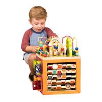 B.Toys 比乐 动物园活动木立方